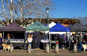 Howick Village Saturday Morning Market