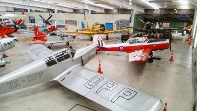 WW2 era hangar collection