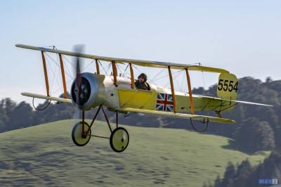 WW1 Bristol Scout