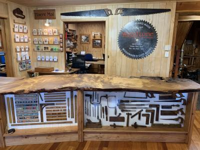 Our retail shop is an attraction in itself