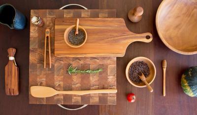 NZ made woodware